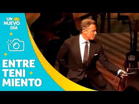Luis Miguel regresa a Las Vegas para el grito de independencia mexicana | Un Nuevo Día | Telemundo