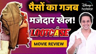 Lootcase Movie Review | Kunal Khemu, Rasika Dugal, Vijay Raaz, Ranvir Shorey, Gajraj Rao | RJ Raunak