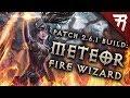 Diablo 3 2.6.4 Wizard Build: Meteor Firebird / Tal Rasha GR 119+ (Guide, Season 16)