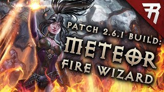 Diablo 3 2.6.1 Wizard Build: Meteor Firebird / Tal Rasha GR 119+ (Guide, Season 15)