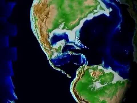 Cenozoic Caribbean Paleogeography