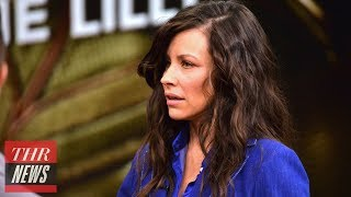 Evangeline Lilly on Filming a Partially Nude Scene for 'Lost': 'I Was Mortified'   THR News