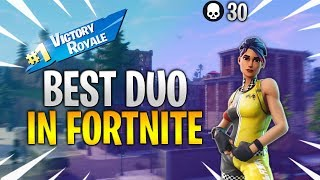 Best duo in fortnite... | 30 KILL DUO CUP W/ MYTH