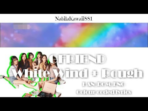[Live Cover] GFriend - White Wind (하얀 바람) [불후의명곡 Immortal Songs 2 20170909] | Han/Rom/Eng Lyrics