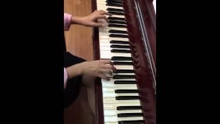 Zhen Xi , Trân trọng - piano solo (Mưa trên cuộc tình)