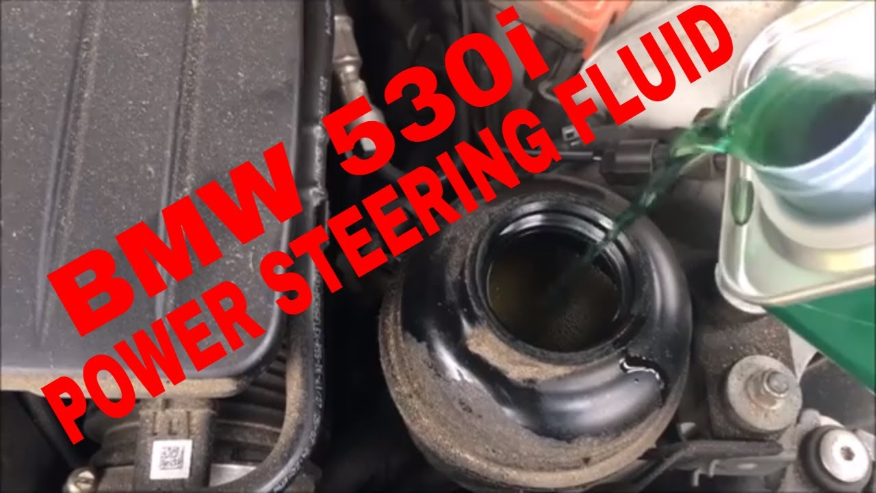 how to add power steering fluid to your bmw 5030i chf 11s youtube how to add power steering fluid to your bmw 5030i chf 11s