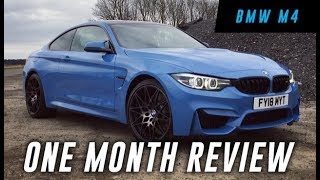 M4 Competition Pack // One Month Review