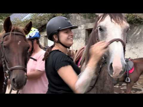 Rando à cheval en Presqu'île de Crozon