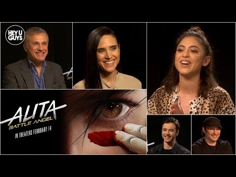 Alita: Battle Angel - The Cast & Filmmakers discuss making the Manga epic