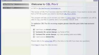 HOW TO: Activate CBL Pro-V Data Recovery Software