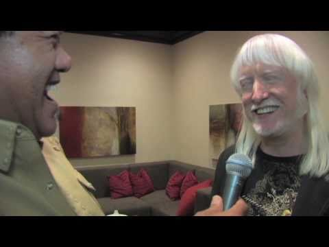Edgar Winter Interview with Branscombe Richmond