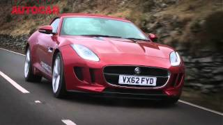 Jaguar F-Type - exclusive first ride by www.autocar.co.uk