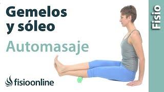 Sóleos muscular tratamiento dolor del