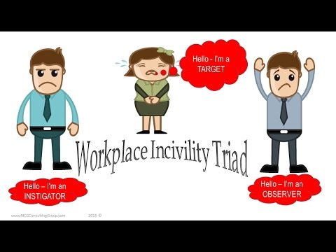 Workplace Civility Matters © - So What Can Managers Do About It