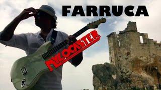 Ben Woods - FLAMETAL FARRUCA - NYLOCASTER Guitar