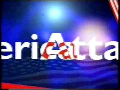 Brisbane TV 2001 - Special Seven News Coverage from BTQ7 Brisbane : 5pm September 11 (Australia)