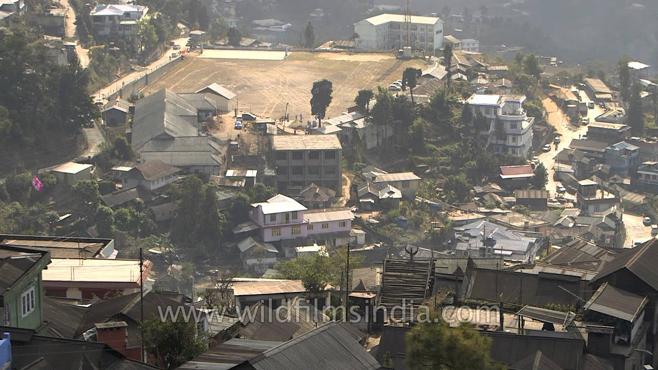 'Bara Basti' the second largest village in Asia