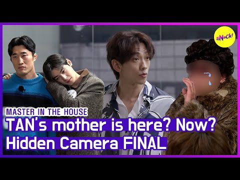 """[HOT CLIPS] [MASTER IN THE HOUSE ] """"What's wrong with you?😨"""" The end of this story is...! (ENG SUB)"""