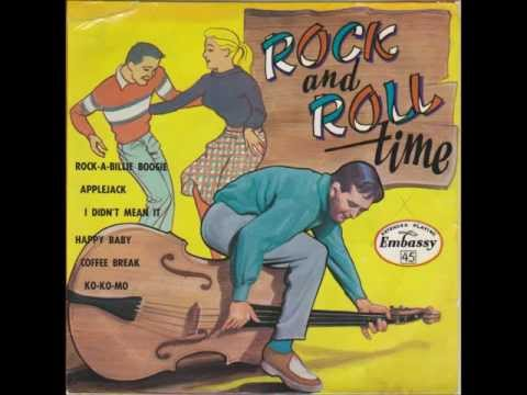 Rockabilly Boogie - Ken Jones Rock'n Rollers