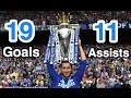 Download Eden Hazard - All 19 Goals and 11 Assists - 2014/15 - Chelsea FC - HD