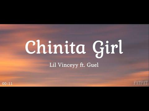 Chinita Girl - LiL Vinceyy ft. Guel (Lyrics)    saiyong tingin palang ako ay natunaw na