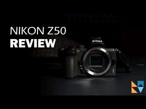Nikon Z50 Review - Nikon's First Z-Mount APS-C Mirrorless Camera