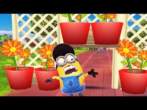 Despicable Me 2: Minion Rush Minion Park Part 26