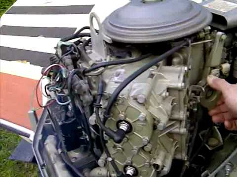 1976 Evinrude 70 Hp Wiring Diagram Rs485 Ptz 1970 85 - Youtube