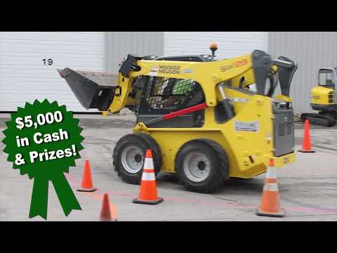 Quinn - Franklin Equipment's Skid Steer Rodeo is back!