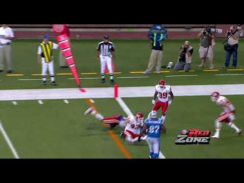 NFL RedZone Every Touchdown 2011 Week 2