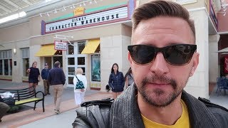 Shopping At The Disney Character Warehouse Outlet For After Christmas Deals!