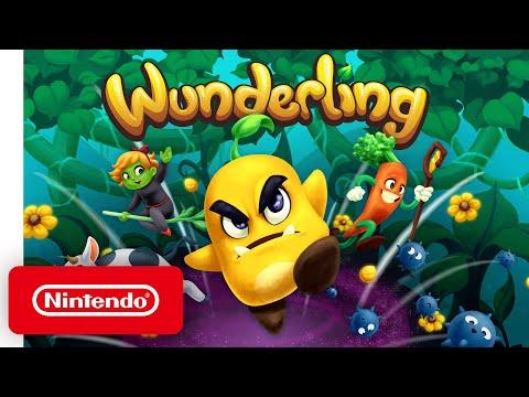 Wunderling - Launch Trailer - Nintendo Switch