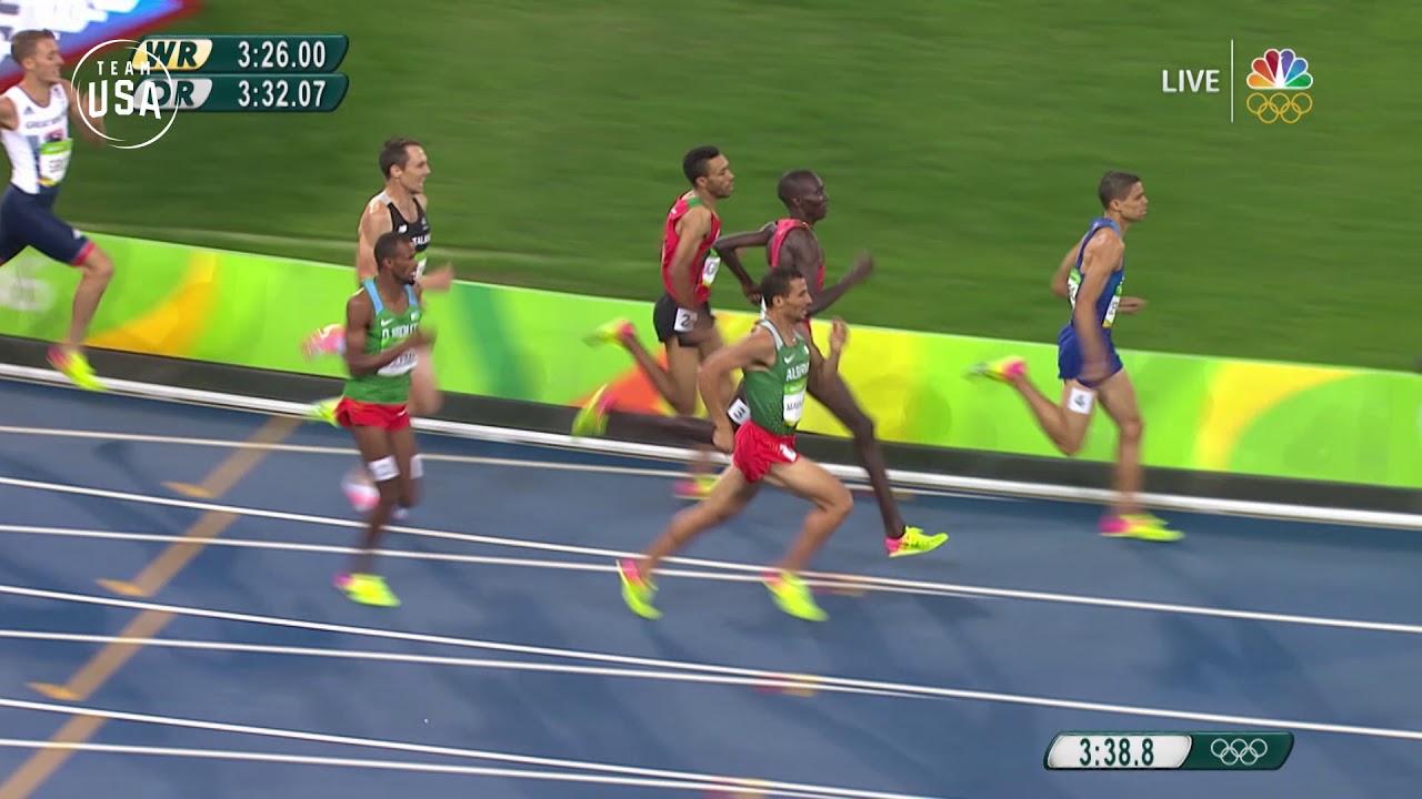Team Usa Remembering Rio Matt Centrowitz Mens 1500m Youtube Basic Skills In Relay Race