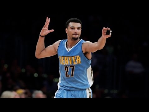 Jamal Murray 2016-2017 NBA Season Highlights