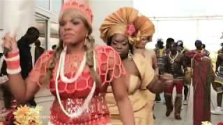 A Big Royal Nigerian Wedding