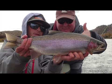 How to catch monster trout on the Missouri River with Mark Raisler
