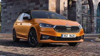 Авто обзор - Skoda Fabia : Новая Fabia предлагает больше места, чем у конкурентов