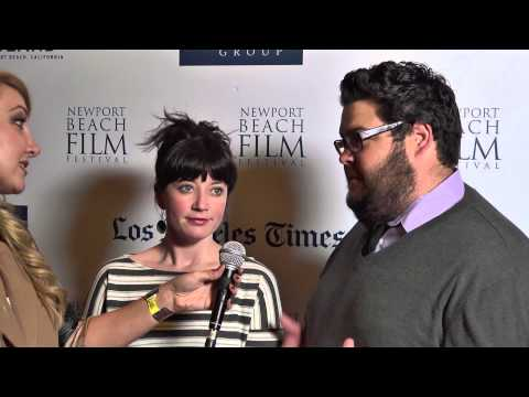 Katie Wallack & Charley Koontz  2014 Newport Beach Film Festival  You or a Loved One