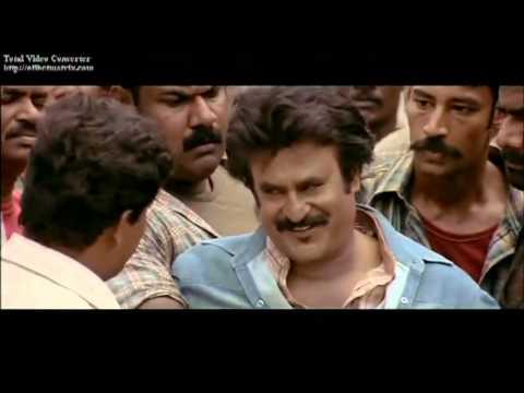 Sivaji the boss punch dialoge