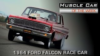 Muscle Car Of The Week Video Episode #181:  1964 Ford Falcon 260 Termite Racer