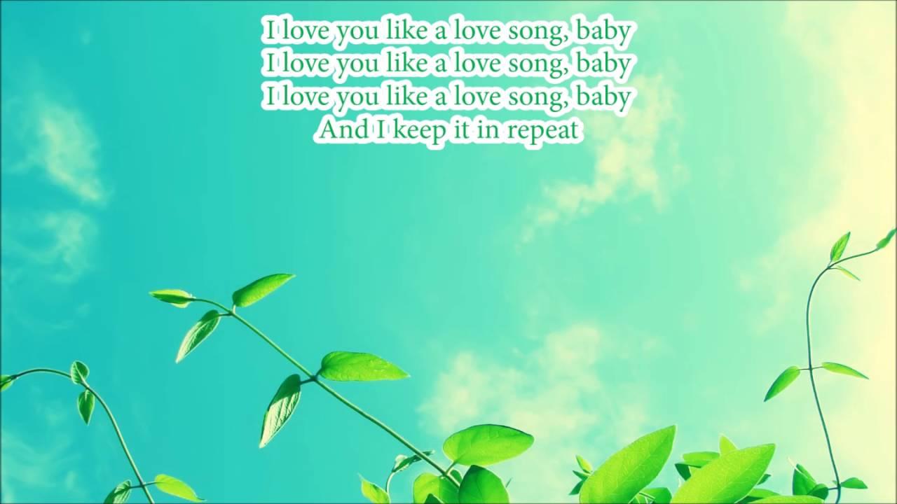 cats-on-trees-love-you-like-a-love-song-selena-gomez-cover-paroles-lyrics-seila-kahili