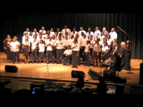 Mighty God Medley (Division III Music Camp 2012)