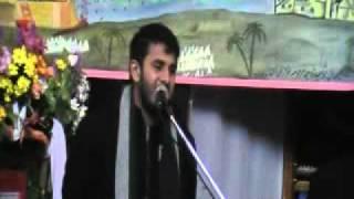 muharram 2011 1433 zakir jahangir abbas of sargodha