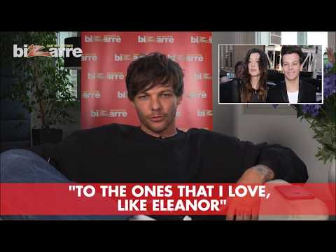 Louis denying Larry, oBvIoUslY