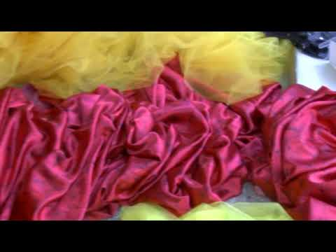 Armar el traje para la Fiesta de Disfraces 2017