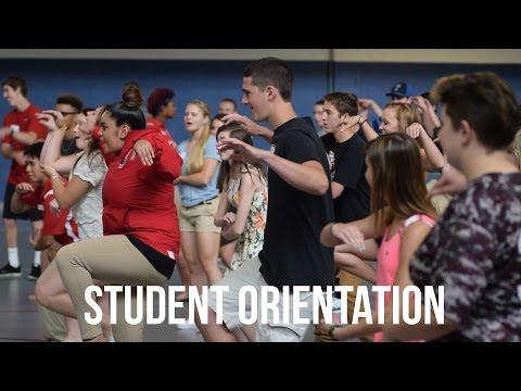 Student Orienation