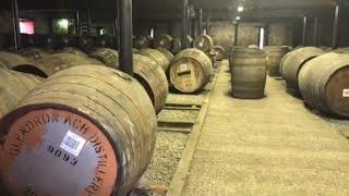 Savor Whisky Ep  2 Glendronach and Fyvie Castle