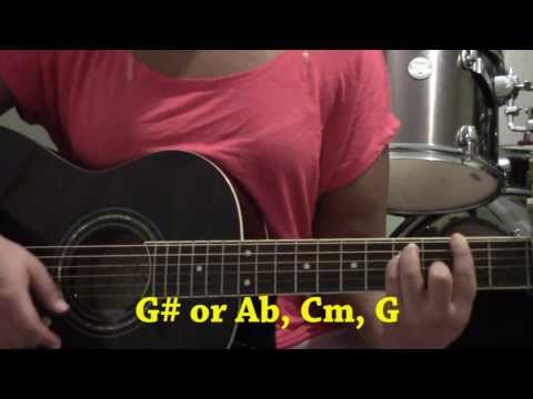 Paper Hearts - Tori Kelly (Guitar Tutorial) *Renditioned Chords*