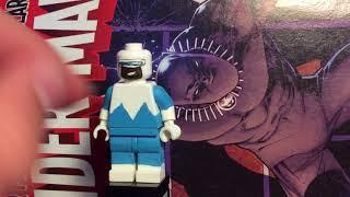 Custom Lego Frozone Minifigure Showcase