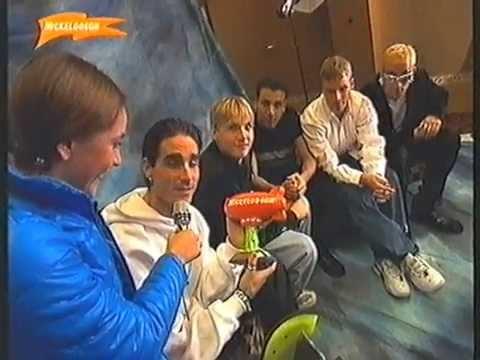 Backstreet Boys - Nick Verleihung 1996